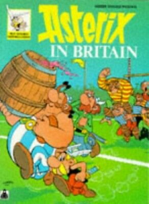 ASTERIX IN BRITAIN BK 3 PKT (Knight Books) by Goscinny, Ren� Paperback Book The