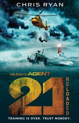 Agent 21: Reloaded: Book 2 by Ryan, Chris Book The Cheap Fast Free Post