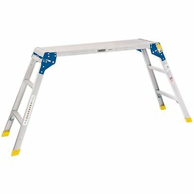 Draper 3 Step Aluminium Garage / Workshop Work / Working Platform - 83998