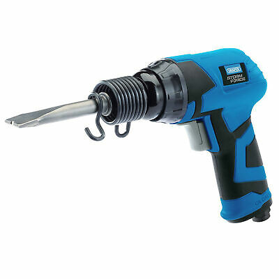 Draper Tools / Workshop Storm Force Composite Air Hammer And Chisel Kit - 65142