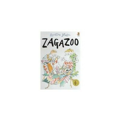 Zagazoo by Quentin Blake Book The Cheap Fast Free Post