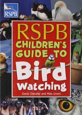 RSPB Children's Guide to Birdwatching (Rspb) by Mike Unwin Paperback Book The