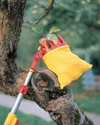 MultiChange Adjustable Fruit Picker Wolf-garten Outdoor Garden Quality Tree Care