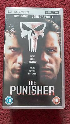 UMD Video ~ The Punisher ~ For use with Sony PSP Console FAST FREE UK POSTAGE