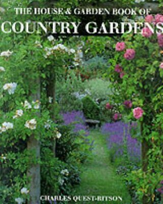 """""""House and Garden"""" Country Gardens by Highton, Leonie Hardback Book The Cheap"""