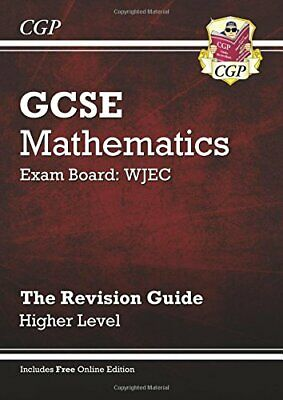 GCSE Maths WJEC Revision Guide with online edit... by Parsons, Richard Paperback