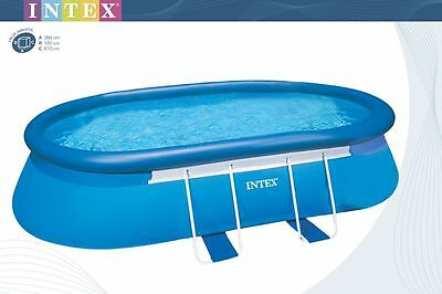 Intex Poolersatzfolie Oval Frame 549 x 305 x 107 cm Art.-Nr.: 10870( NUR POOL)