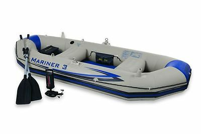 Intex Schlauchboot Set Mariner 3   68373