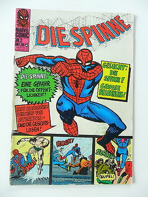 DIE SPINNE - Heft Nr: 2.  Marvel Comic - Williams Verlag.