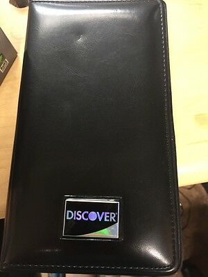 NEW DISCOVER Waitress Pad Waiter Order Pad Ticket Holder