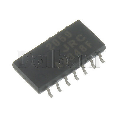 OP482GSZ 5 Five Analog Devices ±18V JFET Quad 4MHz bw Operational Amplifier P//N