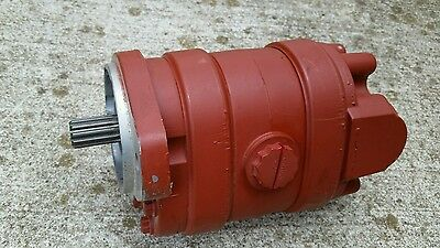 W0003581 Workhorse Power Steering Pump, SC EATON 26507 RCA CO31113MM NEW