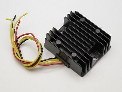 Regulator/Rectifier, 12V 200W, Universal, Single Phase with Battery Eliminator