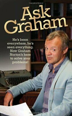 Ask Graham by Graham Norton Hardback Book The Cheap Fast Free Post
