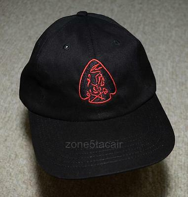 Authentic US Navy SEAL DEVGRU ST6 Red Squadron Tribe NSW SOF Ballcap Hat