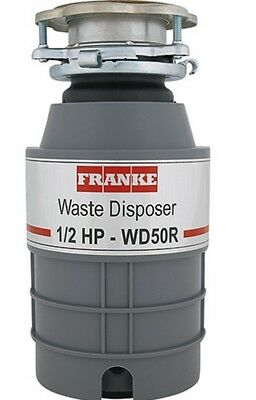 Franke 1/2 HP Garbage Disposal with Continuous Feed