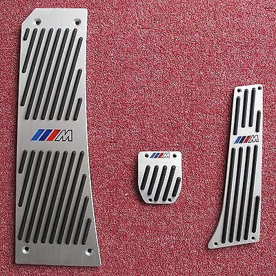 Footrest Brake Gas Pedal Covers FOR BMW M5(F10) M6(F06/F12/F13) SMG Accessories