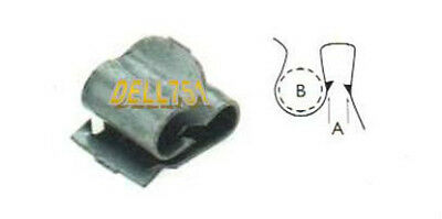 Spring Steel Wiring Chassis Clip  Pack of 10 CC31