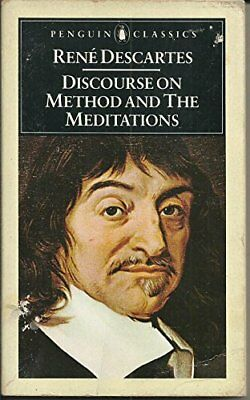 Discourse on Method and the Meditations by Descartes, Rene Paperback Book The