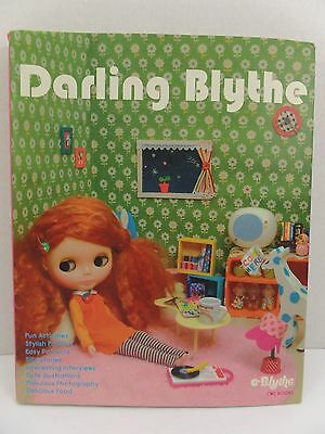 Darling Blythe Fashion Doll CWC Paperback Book with Dust Jacket