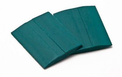 Tailors Chalk GREEN 48 /Box Disappear after ironing chalk used by tailors to