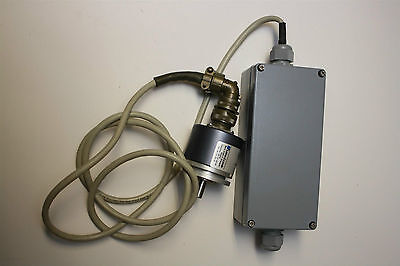 Leine & Linde 510016061 Incremental Encoder with ABB Protection Card 57060956