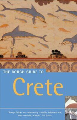The Rough Guide to Crete (Rough Guide Travel Guides) by Garvey, Geoff Paperback