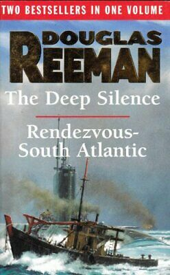 Duo: Rendezvous South Pacific/Deep Silence by Reeman, Douglas Book The Cheap