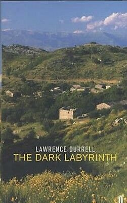 The Dark Labyrinth by Lawrence Durrell Paperback Book (English)
