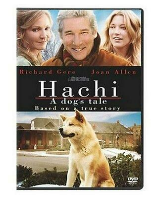 Hachi:dog's Tale (based on a True Sto - DVD Region 1 Free Shipping!