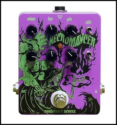 Dwarfcraft Devices Necromancer Fuzz NCR Guitar effects Pedal