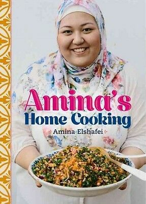 Amina's Home Cooking - New Paperback Book
