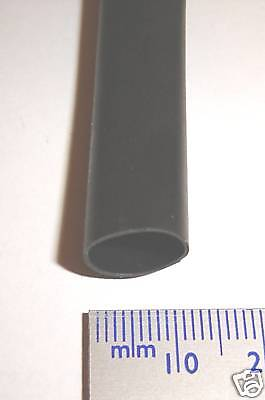 11mm o/dia  Cable sleeving, black  ( 5mtrs ) SL704