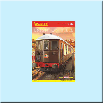 R8146 - Hornby 58th Edition 2012 Catalogue