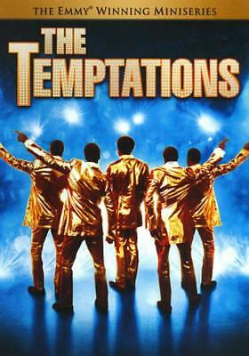 The Temptations New Dvd