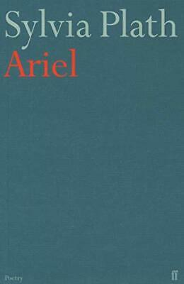 Ariel (Faber Paperbacks) by Plath, Sylvia Paperback Book The Cheap Fast Free