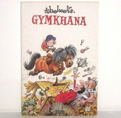 Thelwell's Gymkhana, Thelwell Paperback Book The Cheap Fast Free Post