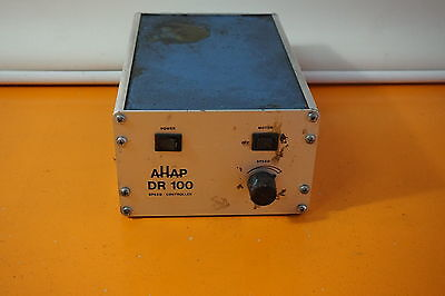 AHAP DR 100 Speed Controller HIRT Apparatebau