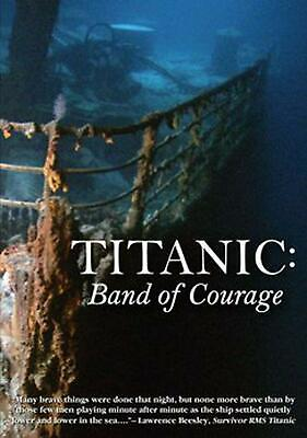 Titanic:band of Courage - DVD Region 1 Free Shipping!