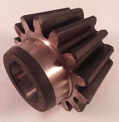 Benford Terex Drum Drive Pinion Gear J28Z on 5/3.5 Cement Concrete Mixers