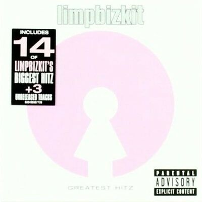 Limp Bizkit - Greatest Hitz [New CD] Explicit