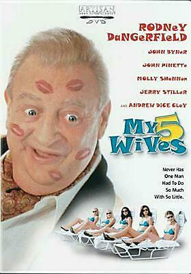 My Five Wives - DVD Region 1 Free Shipping!