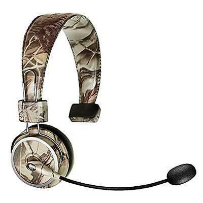 Blue Tiger 17-130392 Elite Premium Headset - Tree Camo