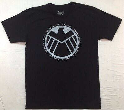 Shield Symbol Agents Of Shield Marvel Premium Licensed Adult T Shirt