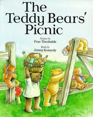 The Teddy Bears' Picnic, Kennedy, Jimmy Paperback Book The Cheap Fast Free Post