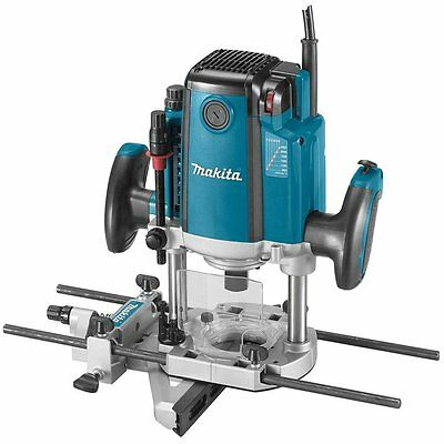 Makita RP2301FCX 240v 1/2in Variable Speed Plunge Router In Carry Case