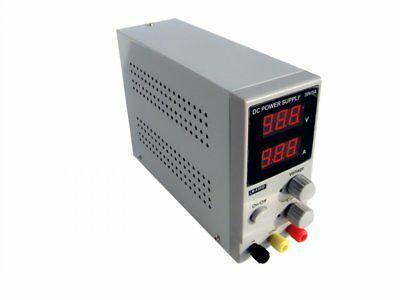 30V 5A Portable Switching DC Power Supply Test Adjustable Variable LED Digital