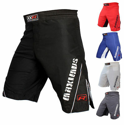 XXR MAXIMUS MMA Fight Shorts UFC Cage Fight Grappling Muay Thai Boxing(S-2XL)