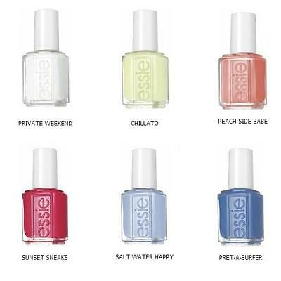 1 x Essie Nail Polish 13.5mL, 2015 Limited Editions - Choose Your Shade