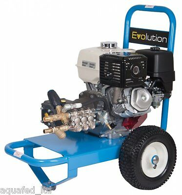 Evolution 1 Honda gx390 Petrol Pressure Washer 200 Bar 2900 psi 20 Lpm